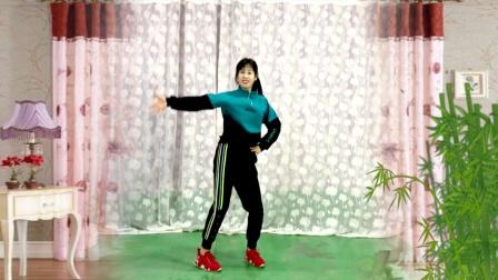 跟我跳起来《马缨花情歌》64步超火,超好看,超健身