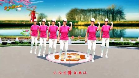 梦中的流星广场舞《改写人生》舞蹈:凤梅