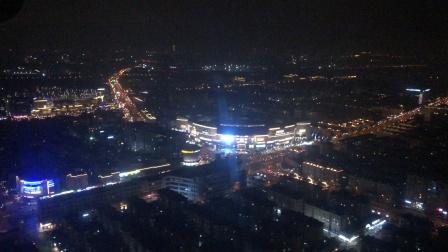 降落:上海虹桥国际机场