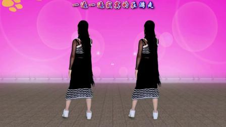 广场舞视频《想你的夜晚》动感DJ版,旋律动听,请欣赏