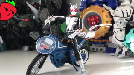 508掌动假面骑士Super1套装(超一号)