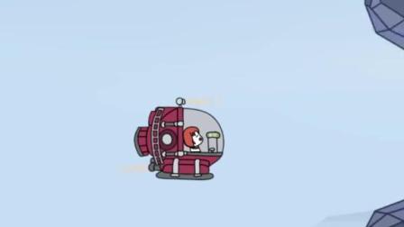当十二星座开潜水艇2白羊座也太厉害了吧,潜水艇大挑战