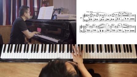 第42讲:《带休止符的乐曲练习》第47首
