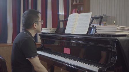 第40讲:《带休止符的乐曲练习》第45首