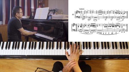 第47讲:《带休止符的乐曲练习》第52首