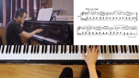 第48讲:《带休止符的乐曲练习》第53-54首
