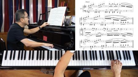 第51讲:《带休止符的乐曲练习》第57首