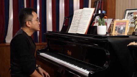 第65讲:《带装饰音及不带装饰音的旋律练习》第71首