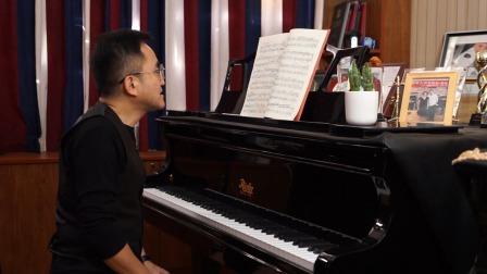 第68讲:《带装饰音及不带装饰音的旋律练习》第74首
