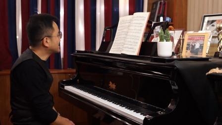 第67讲:《带装饰音及不带装饰音的旋律练习》第73首