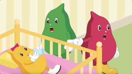 如何区分宝宝身上形形色色的疹子