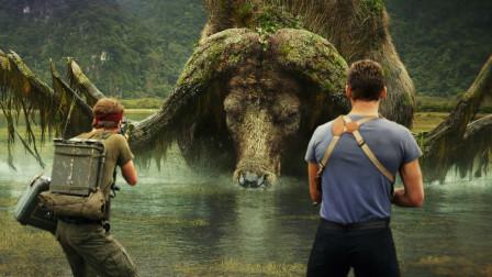 探险队偶遇巨型水牛,没想到后面还有更大的