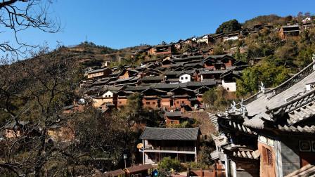 云南最令人回味的古村,不仅有千年盐井,还有上过舌尖的火腿