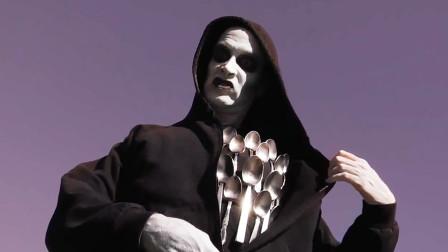 喜剧:男子遇上神秘人,每天都要被勺子敲无数下,最后都崩溃了