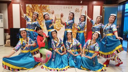 衡阳星之梦艺术团,载歌载舞,喜迎2021年!