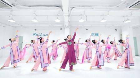 古典舞《人生若只如初见》,仙女翩翩起舞,展现古典舞的博大精深