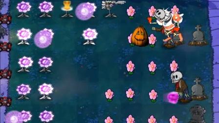 植物大战僵尸魔幻版65,这武士僵尸也不过如此