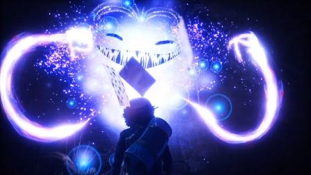 壁中精灵:给画注入生命!创造出了一只精灵!