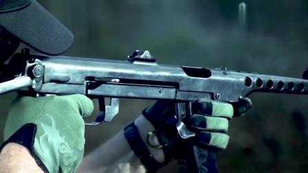二战老枪曾随苏联红军冲入柏林城中,斯大林格勒与德军厮杀