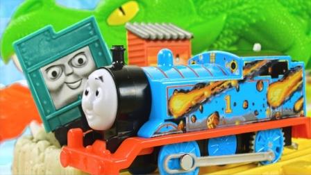 托马斯小火车和朋友们的比赛
