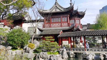 四百多年豫园,江南古典园林,太湖奇石玉玲珑,江南第一古戏台,海上画派发源地