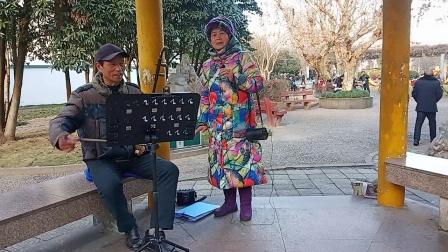 《哈达情》演唱:潘莲美,操琴:甘来富,创作:罗贵宏(官方认证《优酷》首批创作者)