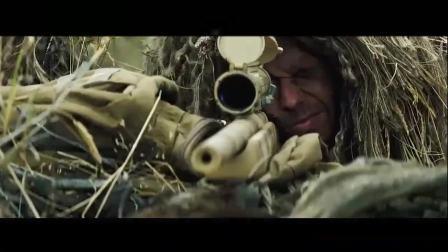 影视:狙击大片,独一无二的震撼,必要时武装直升机也照样灭杀