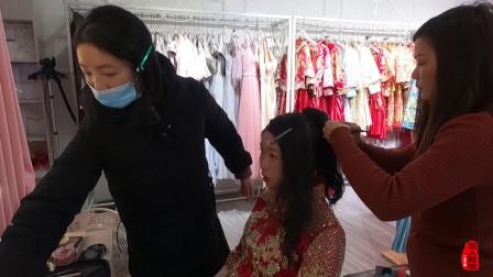 真人真事,江西客家婚礼习俗你们见过吗?记录迎娶广西媳妇
