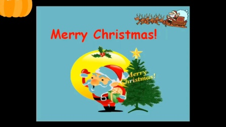 "Linda微课短视频制作""Merry christmas"""
