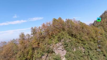 云南航拍 穿越机刷山超美秋景!