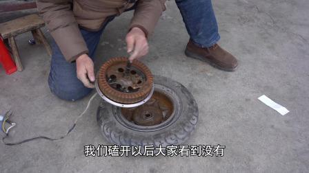电动车电机空转很重?这才是费电主要原因,趁早检查维修不伤电池