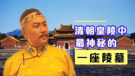 雍正陵墓的地板,难道真是用黄金铺设的?为何至今都没有打开呢?