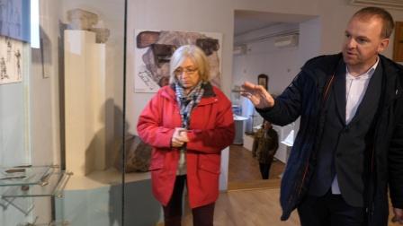 巴尔干半岛104集:参观博物馆了解松博尔的文化
