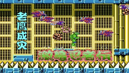 《FC忍者神龟:地图重制版》最终期:老鹰给王八出难题