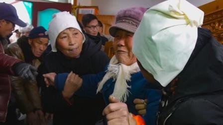 航拍-薛公村 程老先生千古(下)