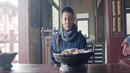 超时空猎杀:秦朗带人来到秦朝,要一盆羊肉先吃饱再说