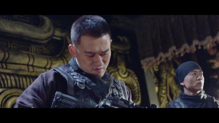 超时空猎杀:手下反叛持枪进宫,要杀害秦阳王自己进宫