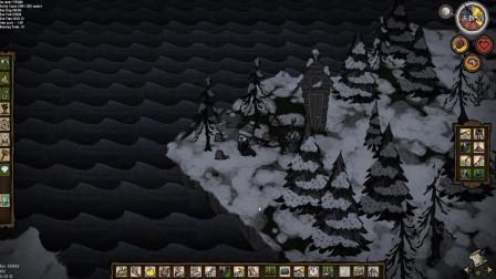 饥荒08 冬季象鼻得来全不费工夫