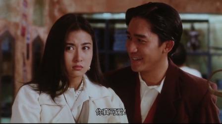 美女被前男友的现女友侮辱,韦小宝:长得丑还有口臭