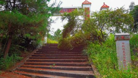 广西贵港农村一处不起眼的小土坡,竟是中秋起义策源地,进去看看