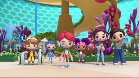 百变校巴之超学先锋第二季 第07话 甜甜和妈妈 下