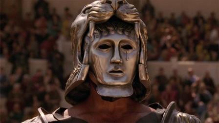 面具男在角斗场勇猛无比,当国王摘下他头盔,才意识到摊上大事了