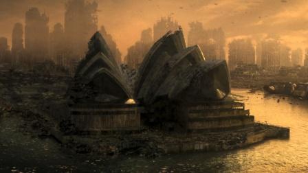 超巨型彗星冲击地球,灾后世界只剩废土!