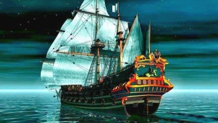 西班牙黄金船队沉宝之谜,珍宝多到令人咋舌