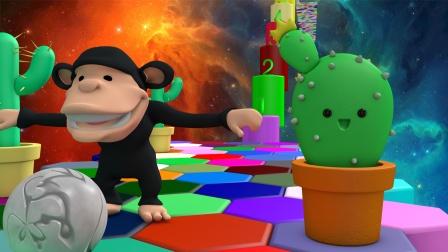 小球酷跑   玩具梦工厂认识动物 宝宝识数字 早教启蒙育儿
