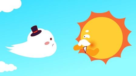北风和太阳比赛,谁的力量更大
