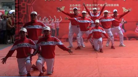 上思县老体协2021庆祝元旦文艺表演(中集)