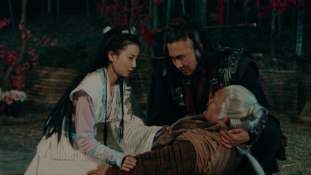 为护皇子,小伙愤然出手不料老太监技高一筹瞬间秒杀,心疼小伙