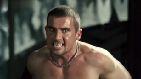 吸血鬼王一变身,刀锋战士瞬间被血虐,太精彩了