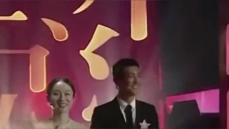 让你羡慕的一对,霍思燕和杜江!